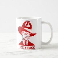 'Like A Boss' Coffee Mug