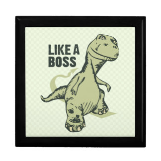 Like a Boss Dinosaur Gift Boxes