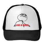 LIKE A BOSS HAT