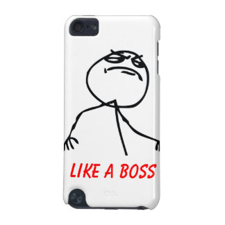 Like a Boss iPod Touch (5th Generation) Cover