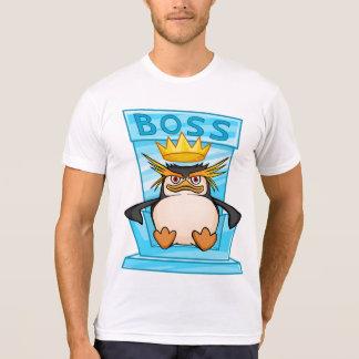 Like a Boss - King Penguin T-shirt