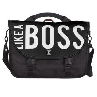 LIKE a BOSS Laptop Commuter Bag