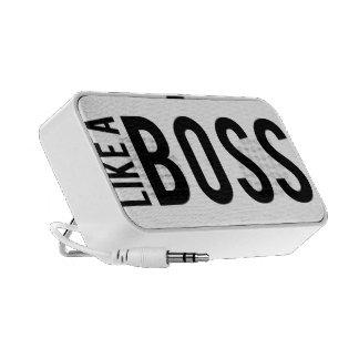 LIKE a BOSS Notebook Speakers