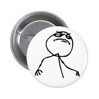 Like a Boss Pinback Button