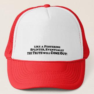 Like a Festering Splinter - Basic Trucker Hat