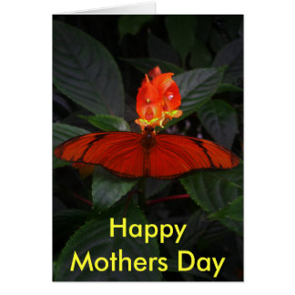 like a firefly, Happy Mothers Day Card