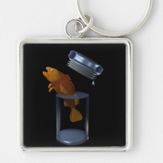 Like a Fish out of the water Keychain