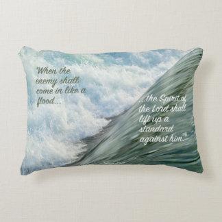Like A Flood - Accent Pillow