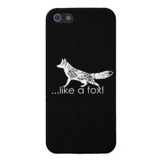 …like a fox! iPhone 5 Case