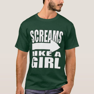 Like A Girl T-Shirt