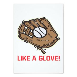 Like A Glove Card