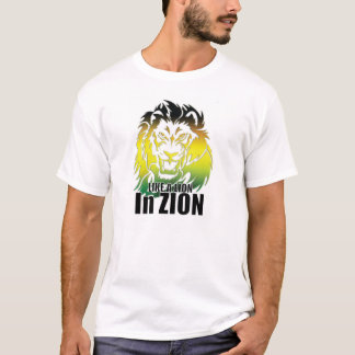Like a lion in zion T-Shirt