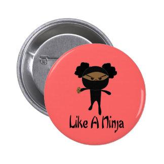 Like a Ninja Button