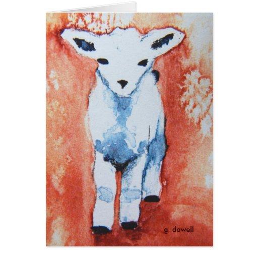 Like a Shepherd Card