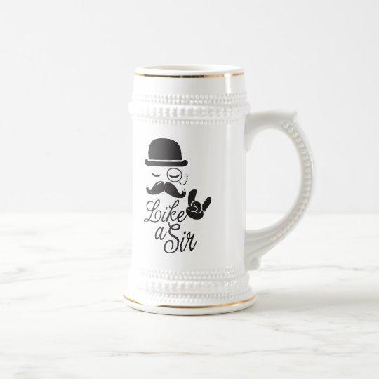 Like a sir exclusive mug