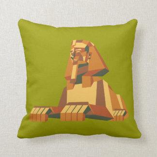 like a Sphinx Throw Pillow