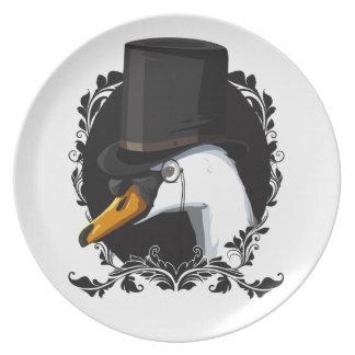 Like A Swan Plate