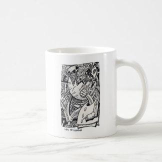 Like an Eggshell, by Brian Benson Coffee Mug