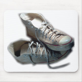 Like an Old Friend Sneakers Mouse Pad