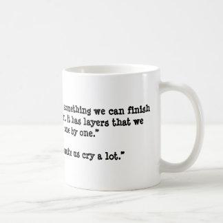 Like An Onion Coffee Mug