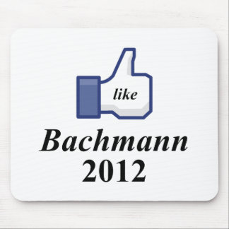 LIKE BACHMANN 2012 MOUSE PAD