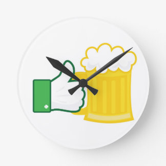 Like Beer Clock