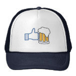 Like Beer (Color) Hats