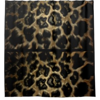 Like Big Cats....Designer Shower Curtain