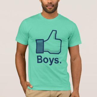 Like Boys T-Shirt