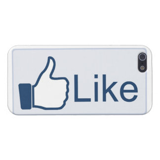 Like Button iPhone 5 Case