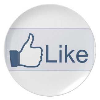 Like Button Plate