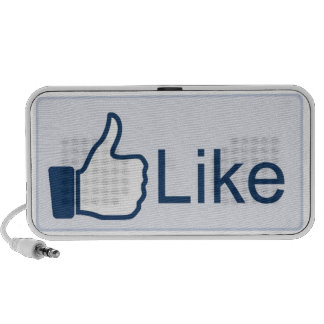 Like Button - speakers