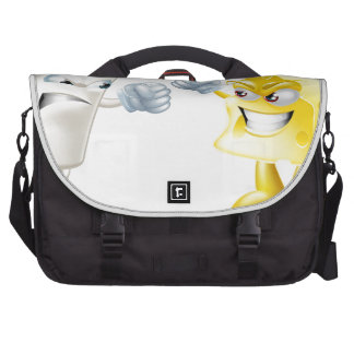 Like chalk and cheese bag for laptop