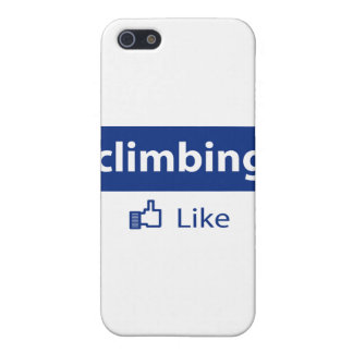 Like Climbing Cases For iPhone 5