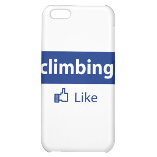 Like Climbing Cover For iPhone 5C