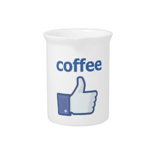 LIKE coffee Beverage Pitcher