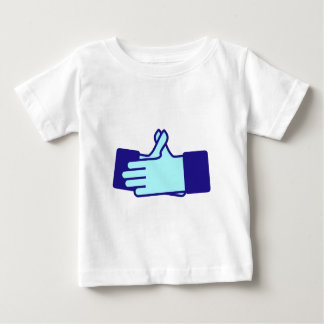 like doubles twofold baby T-Shirt