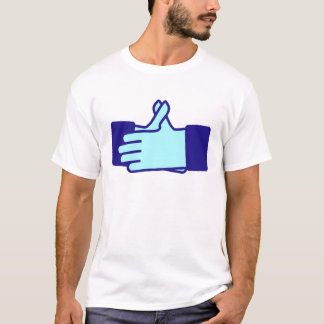 like doubles twofold T-Shirt