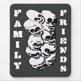Like Family Mouse Pad