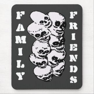 Like Family Mouse Pad