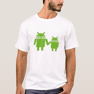 Like father, like son Android t-shirt