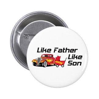 Like Father Like Son Pin