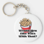 like fries with that key chains