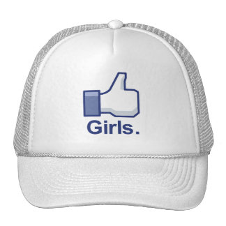 Like Girls Trucker Hat