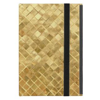 like gold, patterns iPad mini case