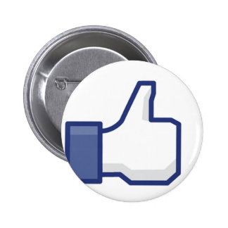Like Hand 2 Inch Round Button