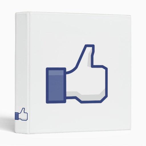 Like Hand - FB Thumbs Up Binder