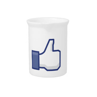 Like Hand - FB Thumbs Up Drink Pitcher