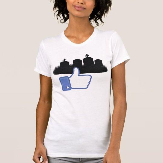 Like Headstones T-Shirt