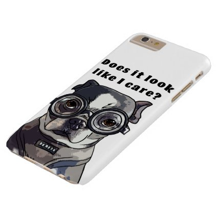Like I Care - Cute Dog Collection / Phone Case